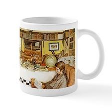 The Reading Room Small Mug