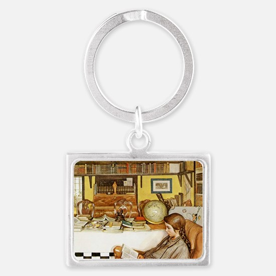 The Reading Room Keychains