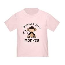 Grammy Grandchild Monkey T