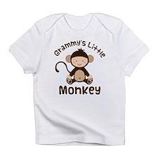Grammy Grandchild Monkey Infant T-Shirt