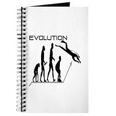 Evolution to Scuba Journal