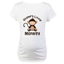 Gramps Grandchild Monkey Shirt