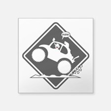 BAJA BUG WHEELIES placard Sticker