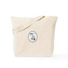Awa's Best Friend Tote Bag