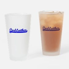 Godfather Drinking Glass