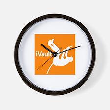 iVault Wall Clock