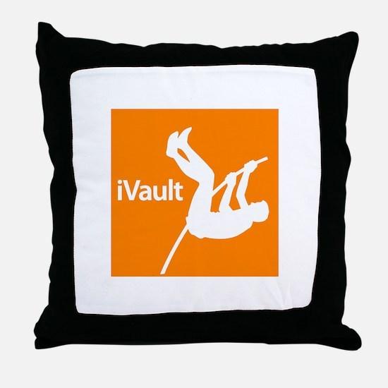 iVault Throw Pillow