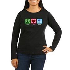 Peace Love Weather T-Shirt
