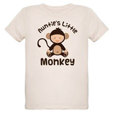Auntie Monkey T-Shirt
