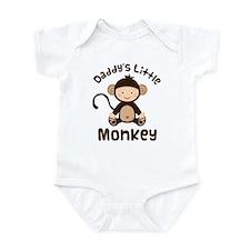 Daddy Monkey Infant Bodysuit