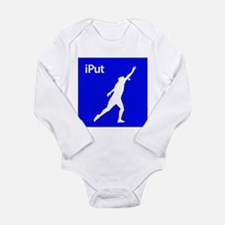 iPut Long Sleeve Infant Bodysuit