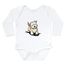 Curious GIT Long Sleeve Infant Bodysuit
