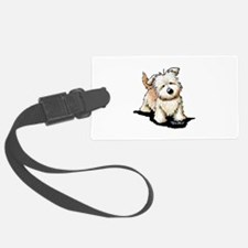 Curious GIT Luggage Tag