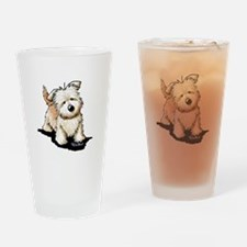 Curious GIT Drinking Glass