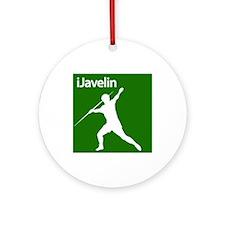 iJavelin Ornament (Round)