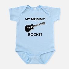 My Mommy Rocks Body Suit