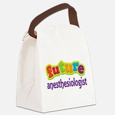 Future Anesthesiologist Canvas Lunch Bag