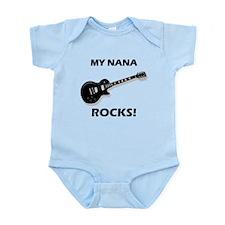 My Nana Rocks Body Suit