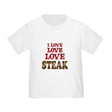Love Love Steak T