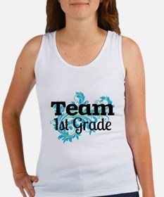 Team First Grade Tank Top