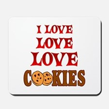 Love Love Cookies Mousepad
