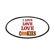 Love Love Cookies Patches