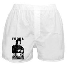 Richard III Ive Got A Hunch About You Boxer Shorts