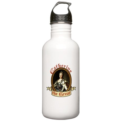 Catherine The Great Stainless Water Bottle 1.0L