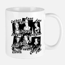 Wives Of Henry The Eighth Mug
