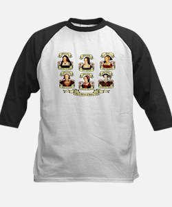 Fates Of Henry VIII Wives Tee