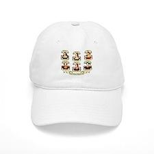 Fates Of Henry VIII Wives Baseball Cap