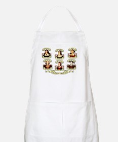 Fates Of Henry VIII Wives Apron
