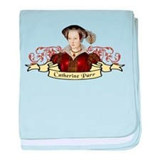 Catherine Parr baby blanket