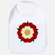 Tudor Rose Bib
