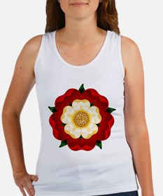 Tudor Rose Women's Tank Top
