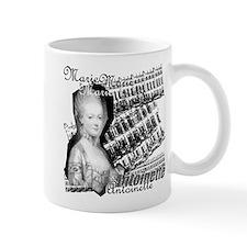 Marie Antoinette Collage Mug