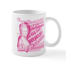 Pink Marie Antoinette Collage Mug