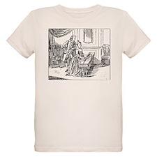Playing The Harpsichord T-Shirt