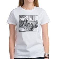 Playing The Harpsichord Tee