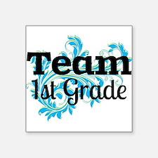 Team First Grade Sticker