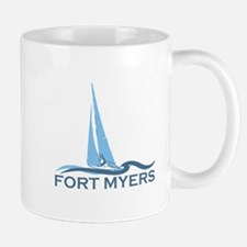 Fort Myers - Sailing Design. Mug