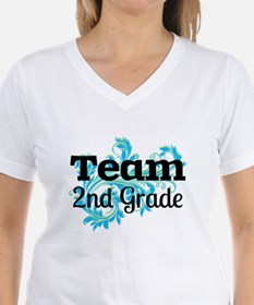 Team 2nd Grade T-Shirt