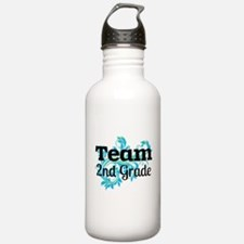 Team 2nd Grade Water Bottle