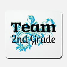 Team 2nd Grade Mousepad
