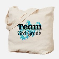 Team 3rd Grade Tote Bag