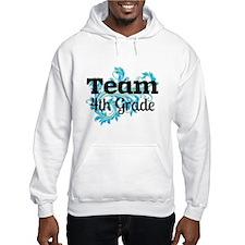 Team Fourth Grade Hoodie