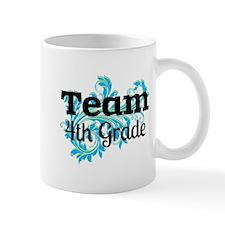 Team Fourth Grade Mug