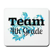 Team Fourth Grade Mousepad