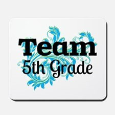 Team 5th Grade Mousepad