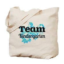 Team Kindergarten Tote Bag